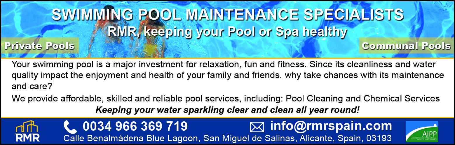 RMR Swimming Pool Maintenance