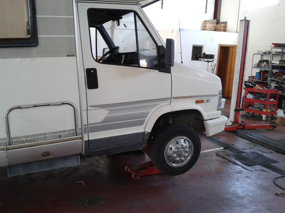 Chris McCarthy Garage Services